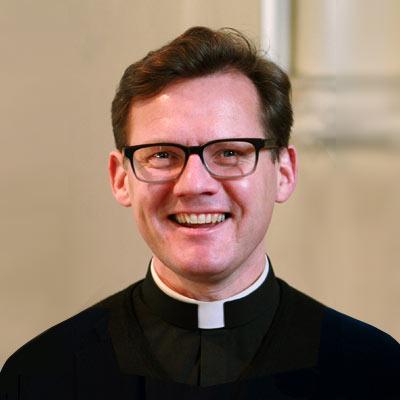 Fr James Elston SSC