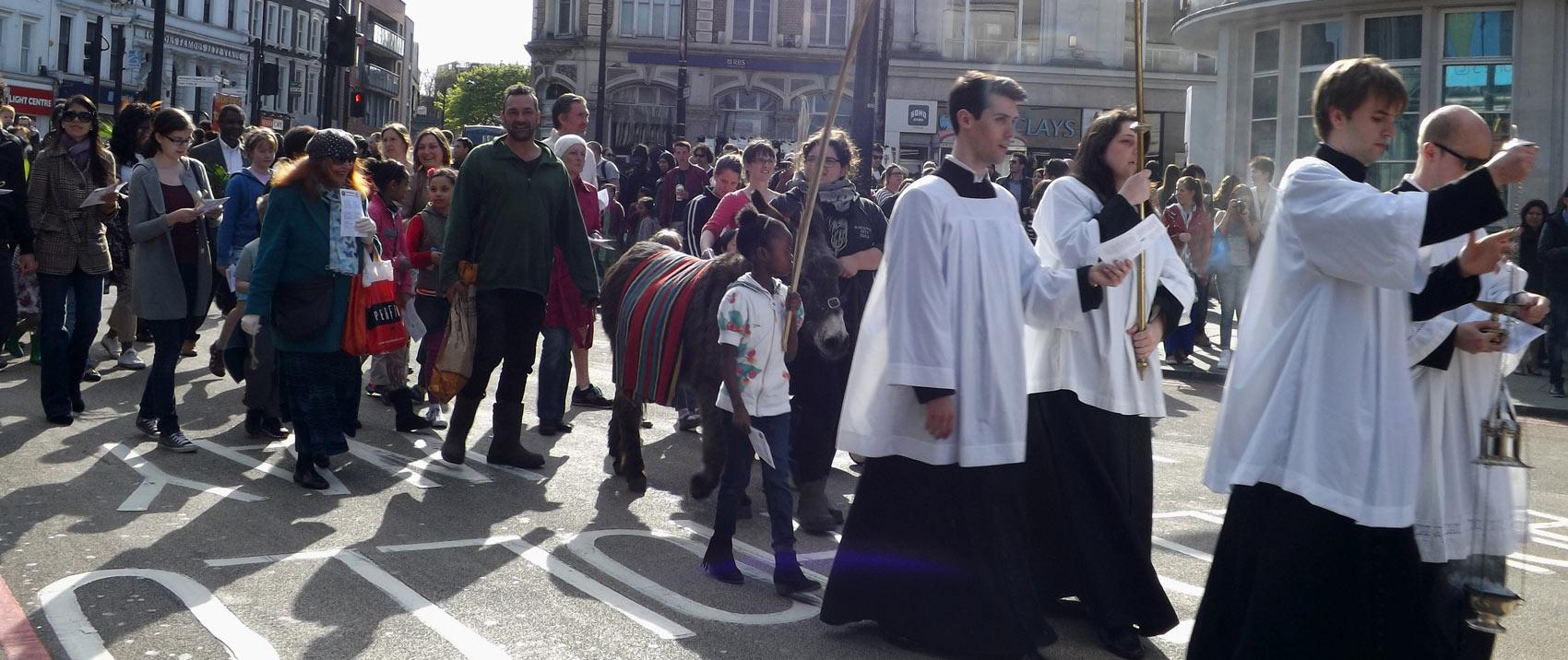Kings Cross St Pancras Parish